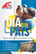 Entrega dos Prêmios da Promoção dia dos Pais 2020