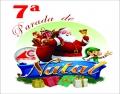 É hoje! 7ª Parada de Natal de Ouro Fino, à partir das 19h no Recanto dos Lagos.