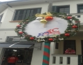 Inicio dos preparativos para o Natal Iluminado 2015