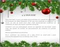 Convite Coquetel de Lançamento Promoção de Natal 2016